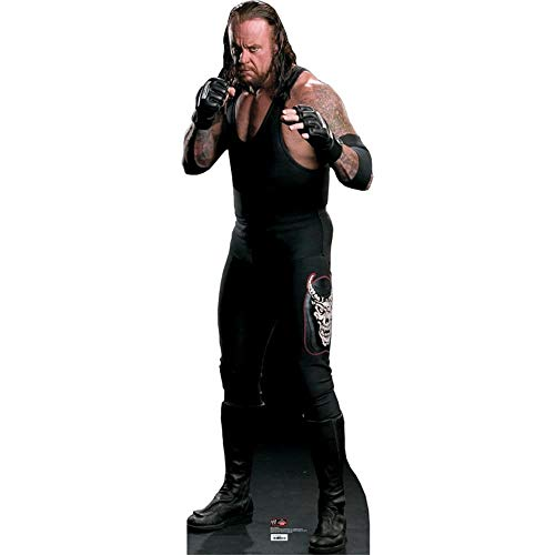 Undertaker - WWE Cardboard Stand-Up by Fun Express