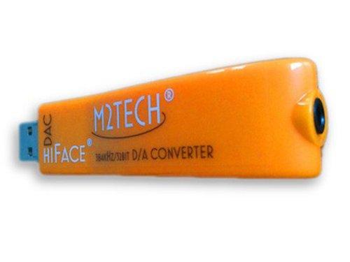 M2Tech hiFace DAC Hi-End Async 2.0 Audio Class USB 384/32 DAC !!! by M2Tech