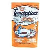 Whiskas Temptations Cat Treats Tantalizing Turkey Flavor 5 Bags Tartar Control Treats, My Pet Supplies