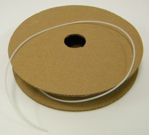 PTFE Beading (Ultra Pure Virgin PTFE) (Also Known As Miniature Cord) / Diameter: .090