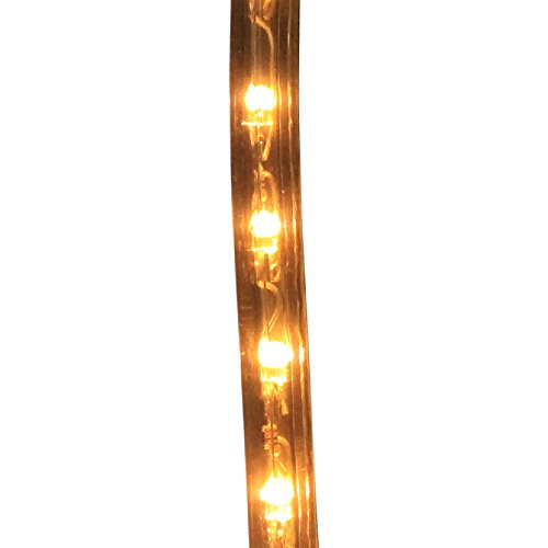 120V Dimmable LED Type 513 Warm White Rope Light Kit - 513PRO Series (Standard Kit, Warm White) by AQL (Image #2)