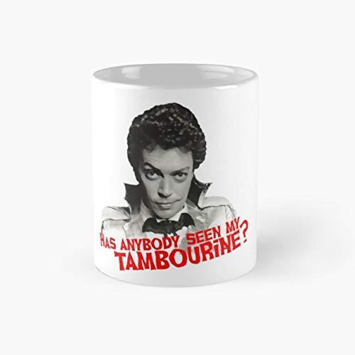 Anything Can Happen On Halloween Mug, tim curry Funny Mugs, 11 Ounce Ceramic Mug, Perfect Novelty Gift Mug, Tea Cups, Funny Coffee Mug 11oz, Tea Mugs ()