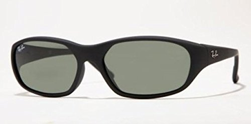 Ray-Ban Daddy-O RB 2016 Sunglasses Matte Black / Crystal ...