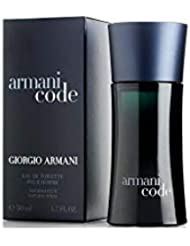 Armani Code By Giorgio Armani For Men. Eau De Toilette Spray 1.7 Ounces