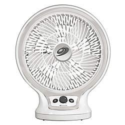 Personal Fan  2-Speed  White