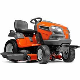 Husqvarna LGT2654 26 HP Hydro Light Garden Tractor, 54-Inch