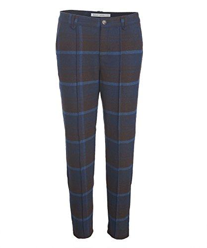 (Woolrich Women's Richville Wool Slim Pants, DeepIndigo - 12 R)