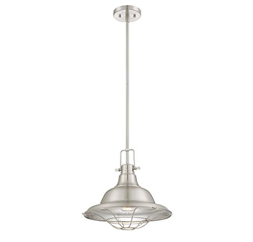 Trade Winds 1-Light Industrial Pendant