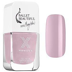 Formula X Nail Polish ColorCurators Ballet Beautiful Edition Nail Polish Lilac Fairy - soft lilac
