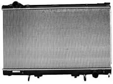 TYC 2058 Compatible with LEXUS LS400 1-Row Plastic Aluminum Replacement Radiator