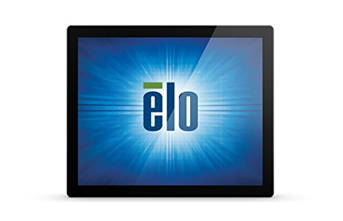 """Elo Touch E178469 1991L Projected Capacitive 19"""" LCD WVA LED Open-Frame Touch Display, 10 Touch, USB Touch Controller I/F, WW-Version, Clear"""
