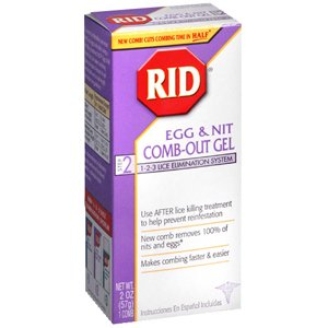 PACK OF 3 EACH RID LICE KILLING SHAMPOO 118ML PT#7430000414 by Marble Medical by Marble Medical