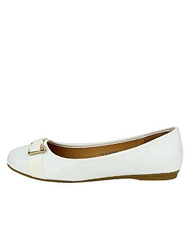 Ballerines White Mode Cinks Cendriyon Chaussures Blanc Femme ZdaqnwP5