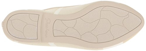 blanco Skechers Wham Cleo Tejido Flat Ballet Natural nqx8CxX7Pw