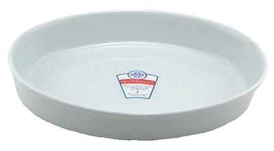 BIA Cordon Bleu 2-Quart Oval Baker, White