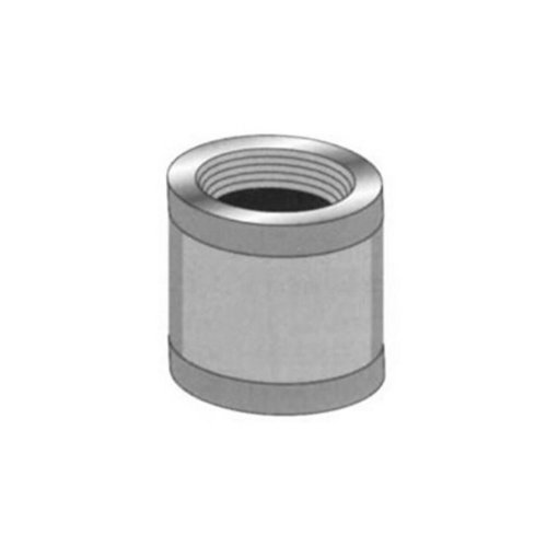 Pasco 7103-C 1/2-Inch Brass Coupling, Chrome