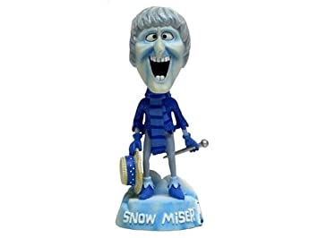 Year Without A Santa Clause Snow Miser Head Knocker