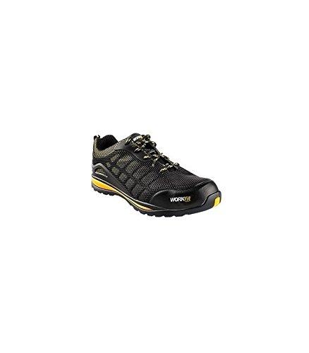 ALFA 21847–Schuh Sicherheit Sport gelb. 41