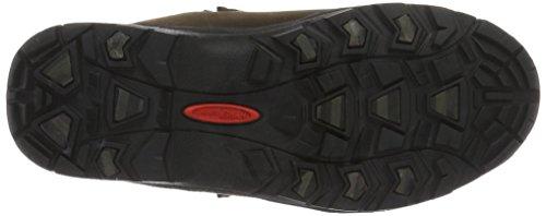 HanwagAlaska Winter GTX - zapatillas de trekking y senderismo de media caña Hombre - Brown ïÿ- erde