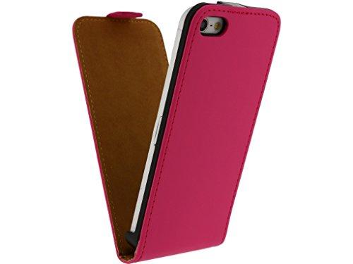 Mobilize Ultra Slim Flip Case Apple iPhone 5/5S Fuchsia