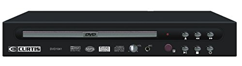 Curtis DVD1041 Compact DVD Player