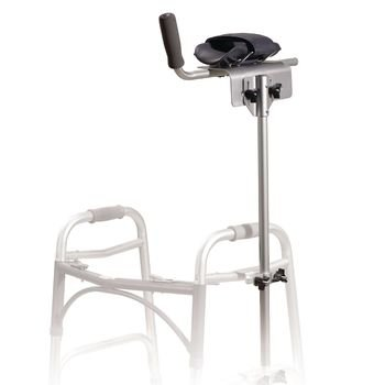 Preston Accessory - Crutch attachment bracket (bracket only) (For Standard (Crutch Platform Attachment)
