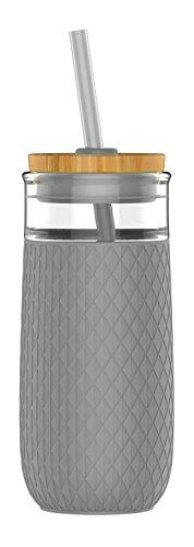 Ello Devon Glass Tumbler Straw product image