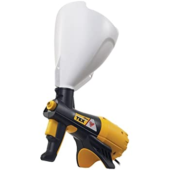 Wagner Spraytech 0520000 Power Tex Electric Corded Texture Paint Sprayer, 120 Vac, 15 A, 0.2 Gpm, 2 Psi