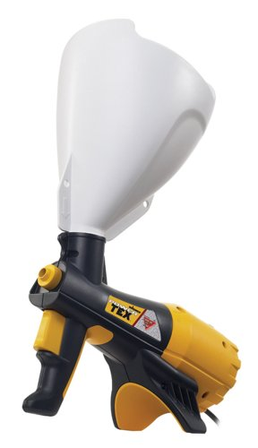 Wagner 0520000 Power Tex Texture Sprayer, 1 Gallon Hopper (Hopper Garden)