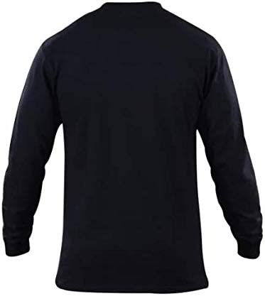 Crew Neck 5.11 Tactical Mens Station Wear Long Sleeve T Shirt Style 40052
