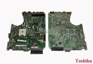 A000081230 Toshiba Satellite L755D AMD Laptop Motherboard sFS1 from Toshiba