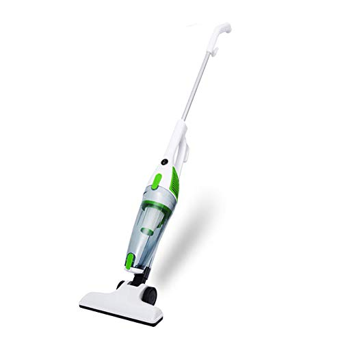 YHML Handheld Vacuum Cleaner Home Ultra-Quiet Powerful for Use in Addition to Locust Small Carpet Mini Vacuum Cleaner -600W - for All Floors - Forest Green,Green