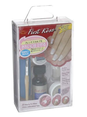 - Kiss Perfect French Acrylic Sculpture Kit