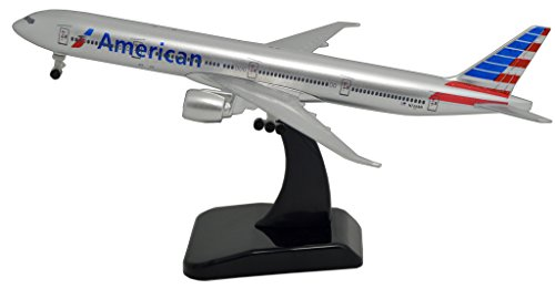 Tang-Dynasty(TM 1:400 Standard Edition Boeing B777 NEW American Airlines Metal Airplane Model Plane Toy Plane - Airlines Airplane American