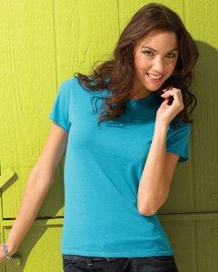 Hyp Sportswear Women's Catalina Short Sleeve T-Shirt - CHOCOLATE - Small