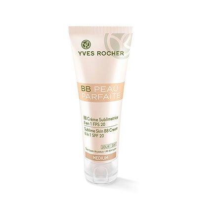 Yves Rocher - BB Crème Perfekte Haut medium: 6 Wirkungen in einem Pflege-Schritt.