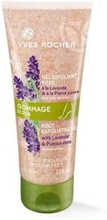 Yves Rocher BOTANICAL FOOT CARE 75 ML (Foot Exfoliating Gel Softens and Smoothes Feet)