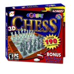 eGames 3D Chess (Jewel Case) - PC