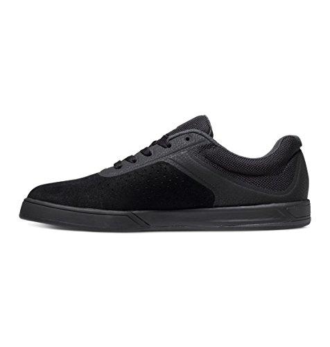 DC - Young Herren Mike Mo S Low Top Schuhe, EUR: 42.5, Black/Black/Black