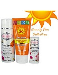 Sweetsation Therapy Chocolate Summer Collection 'Sunny Fun', contains Sun'n'Fun Broad Spectrum Natural Mineral Sunscreen for...