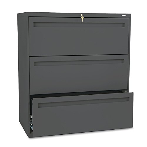 HON 700 Series Lateral Files w/ Locks-3-Drawer Lateral File,