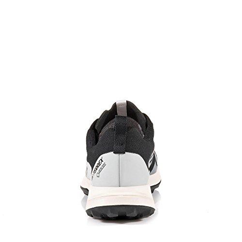 adidas Terrex CMTK GTX W, Chaussures de Randonnée Basses Femme, Gris, 50.7 EU Noir (Cblack)