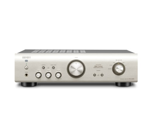 DENON Integrated  Amplifier 100V 50-60Hz, Premium Silver, PMA-390RESP (Japanese Import)