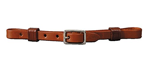 Colorado Saddlery The Curb Strap, 5/8