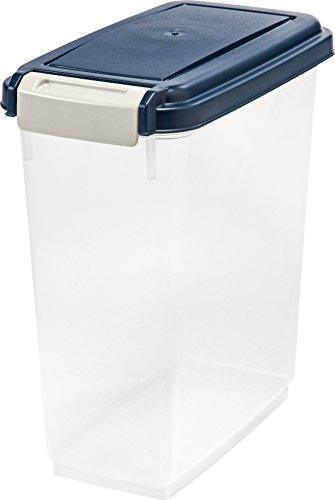 IRIS Airtight Storage Container Quart