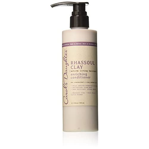 Wholesale Carol's Daughter Rhassoul Clay Enriching Conditioner, For Overworked & Over-Washed Hair, 12 fl oz (Packaging May Vary) for sale