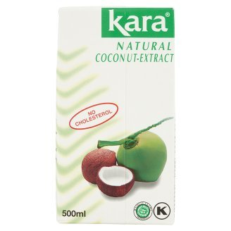KARA Natural Coconut-Extract 500ml (628MART) (1 Pack)