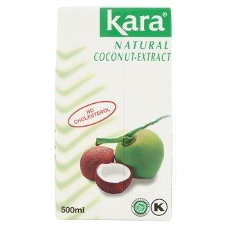 KARA Natural Coconut-Extract 500ml (628MART) (3 Packs) by KARA (Image #1)