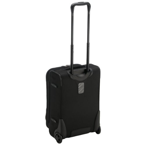 Koffer Business Trolley, 3950g, 37,0x55,0x23,0cm, schwarz