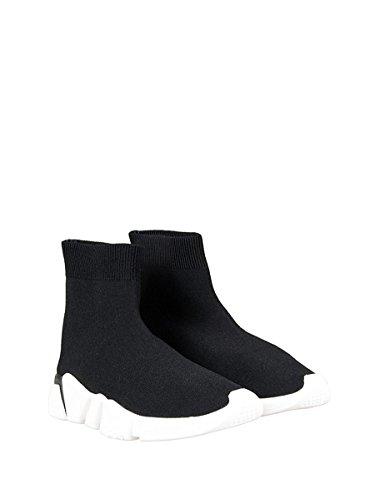 Jeffrey Campbell Damen Sneaker Mehrfarbig Black White